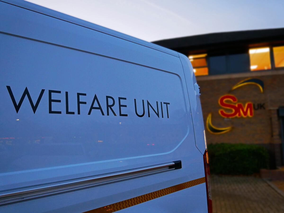 Welfare Vans