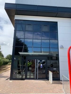 Midlands Workshop main entrance tamworth