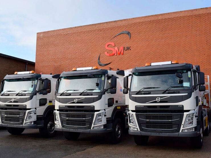 Visit SM UK HGV Services