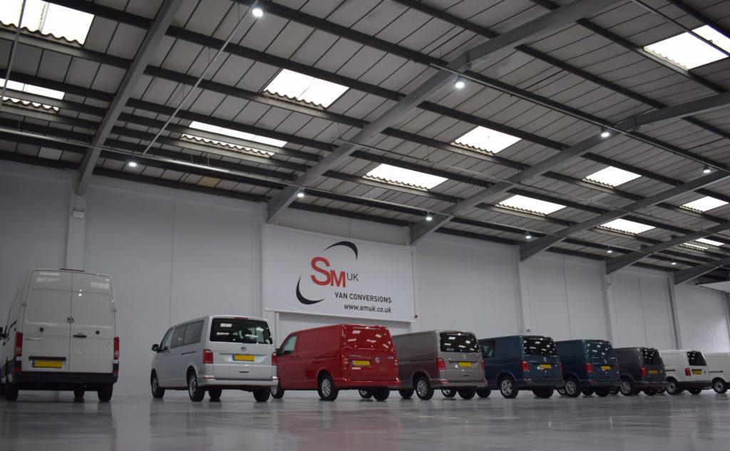 SM UK Van Conversion Centre scaled
