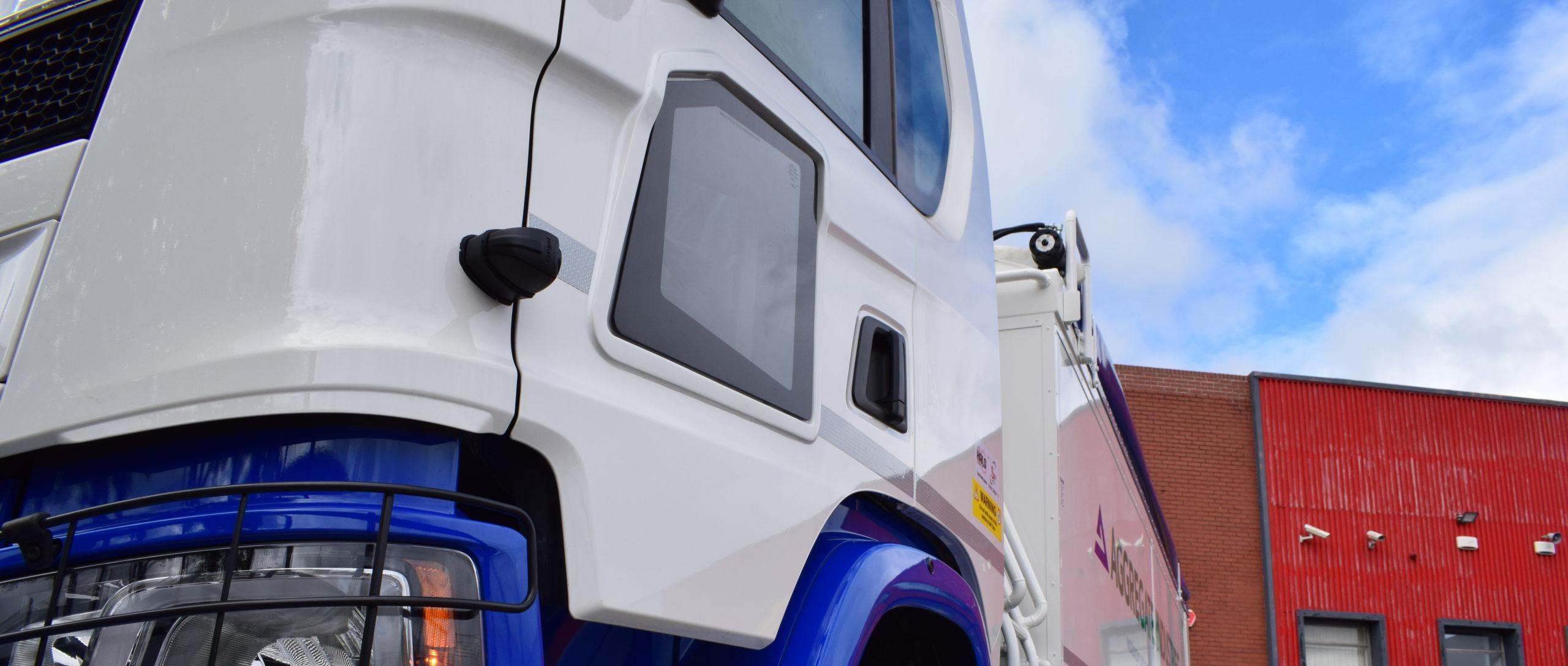 Truck Door Windows