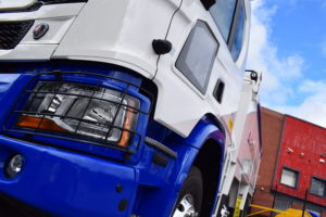 Commercial Vehicle Safety System
