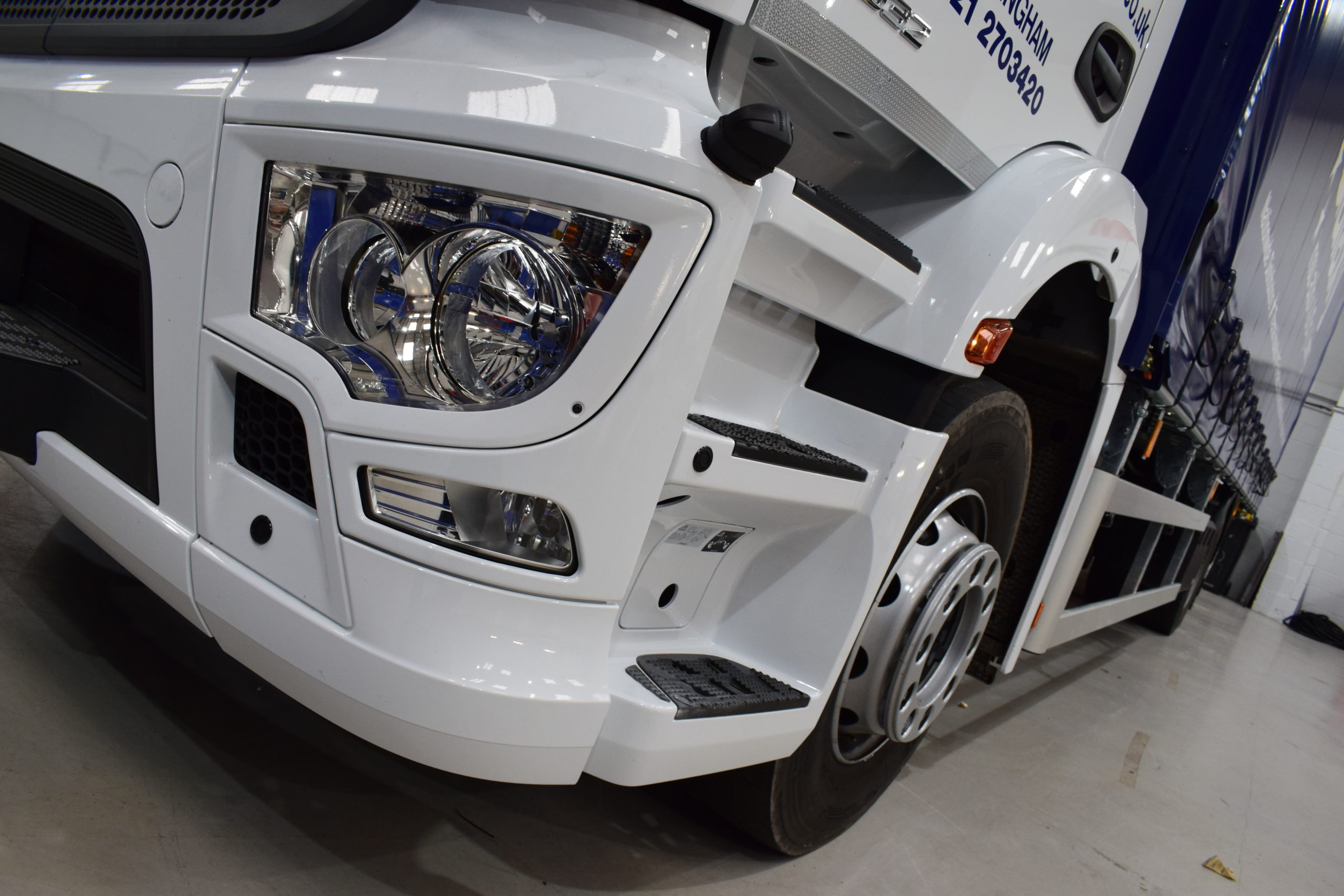 Truck Safety System FORS Mixed AccreditationDVS