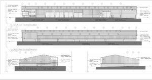 Architects drawings of the new SM UK HQ