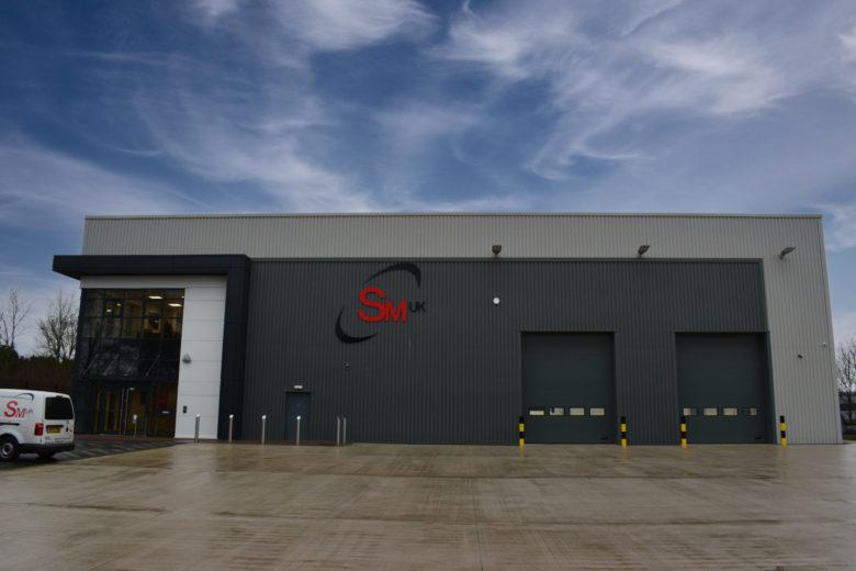 Outside SM UK Midlands Workshop