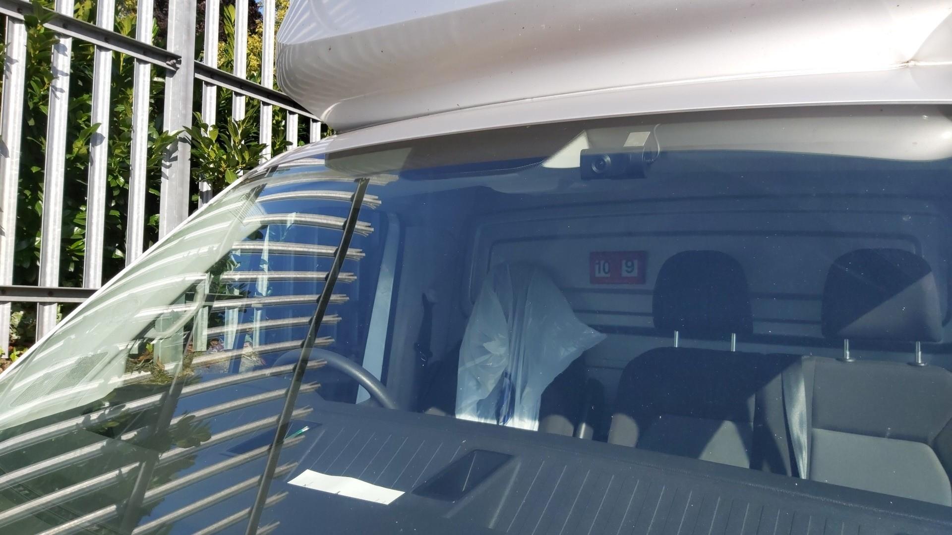 dash camera van excellence HS2