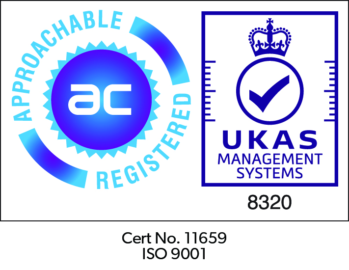 Approachable UKAS ISO 9001