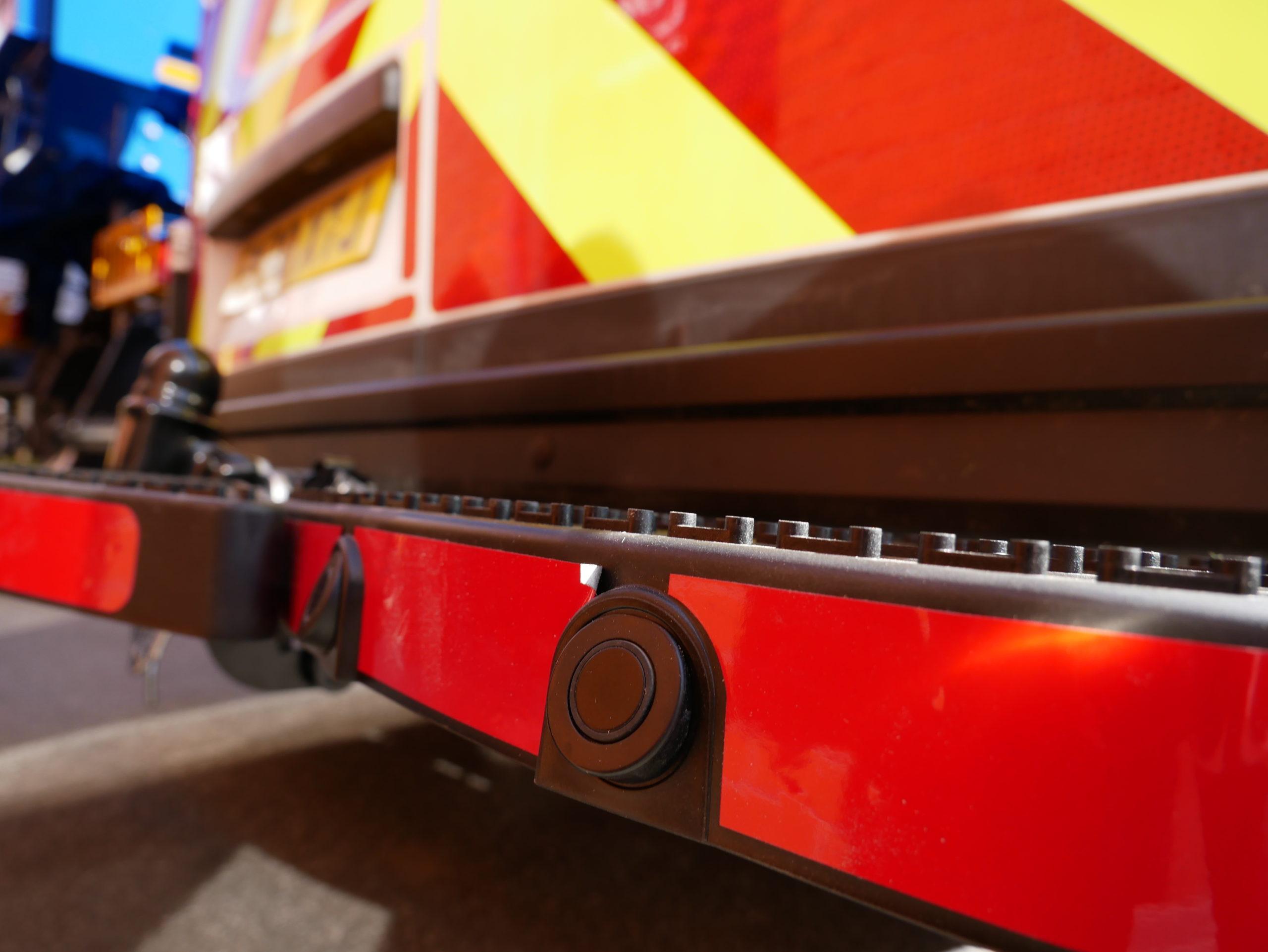 Reverse sensors on Van Excellence HS2