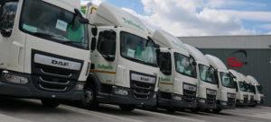 SM UK YouTube Tuffnells trucks outside workshop