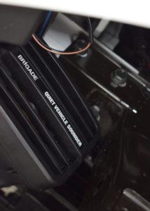 Quiet Vehicle Sounder
