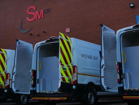 Visit SM UK Welfare Services